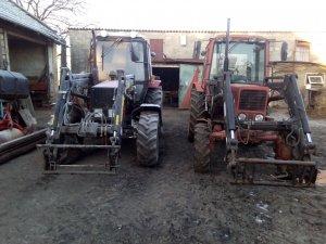 Mtz 82 i Belarus 820