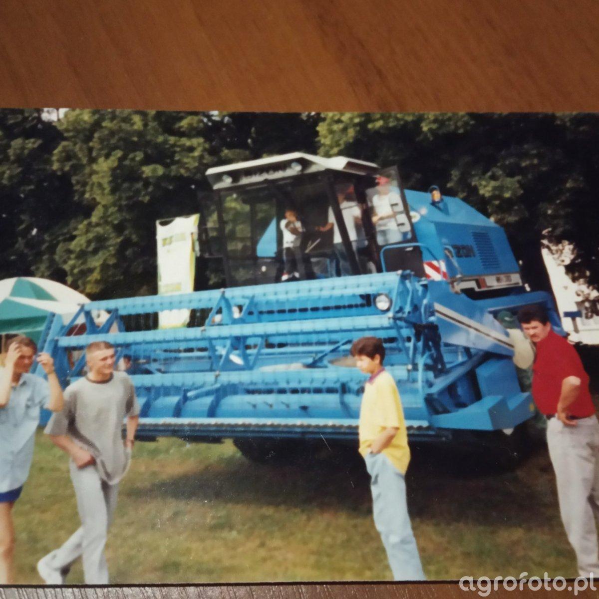 Nowy Bizon Rekord Z058 Barzkowice 1998