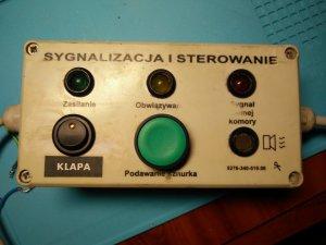 Przerobiony sterownik sipma Z569/1