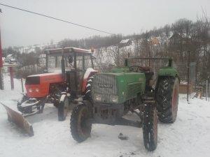 Ursus C360 & Fendt Farmer 105