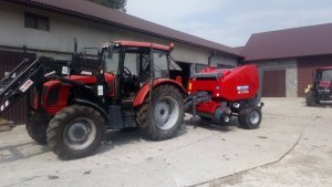 Farmer 8244 + prasa unia famarol