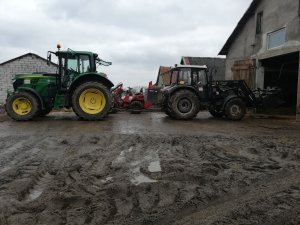 John deere 6120M vs Farmtrac 690 DT