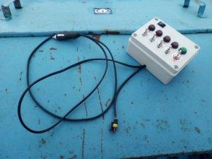 Ścieżki technologiczne - sterownik