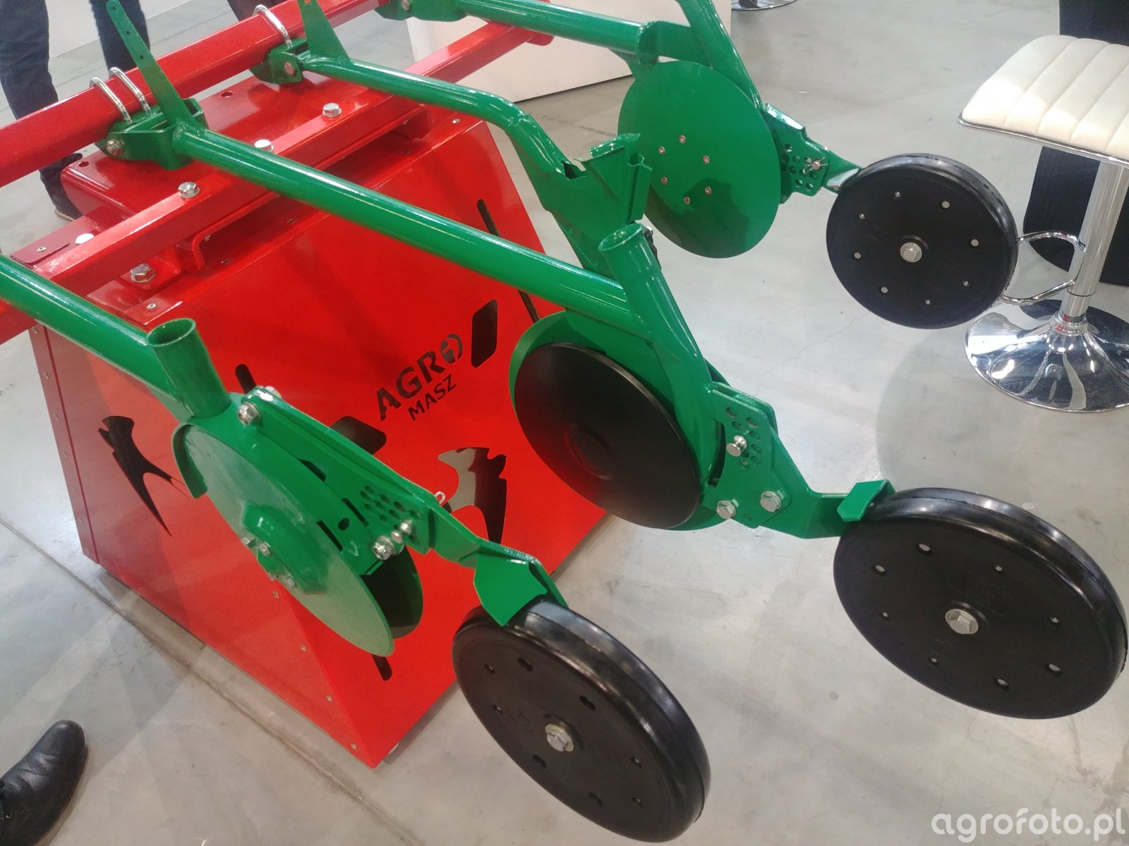 Agrotech 2019 Redlice AgroMasz