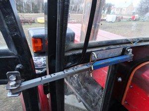 Blokada drzwi w Ursusie C-360