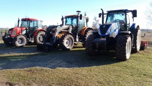 New Holland T7 165s