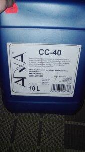 Wymiana oleju w silniku c360