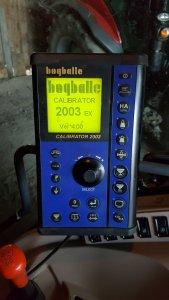 Bogballe Calibrator 2003