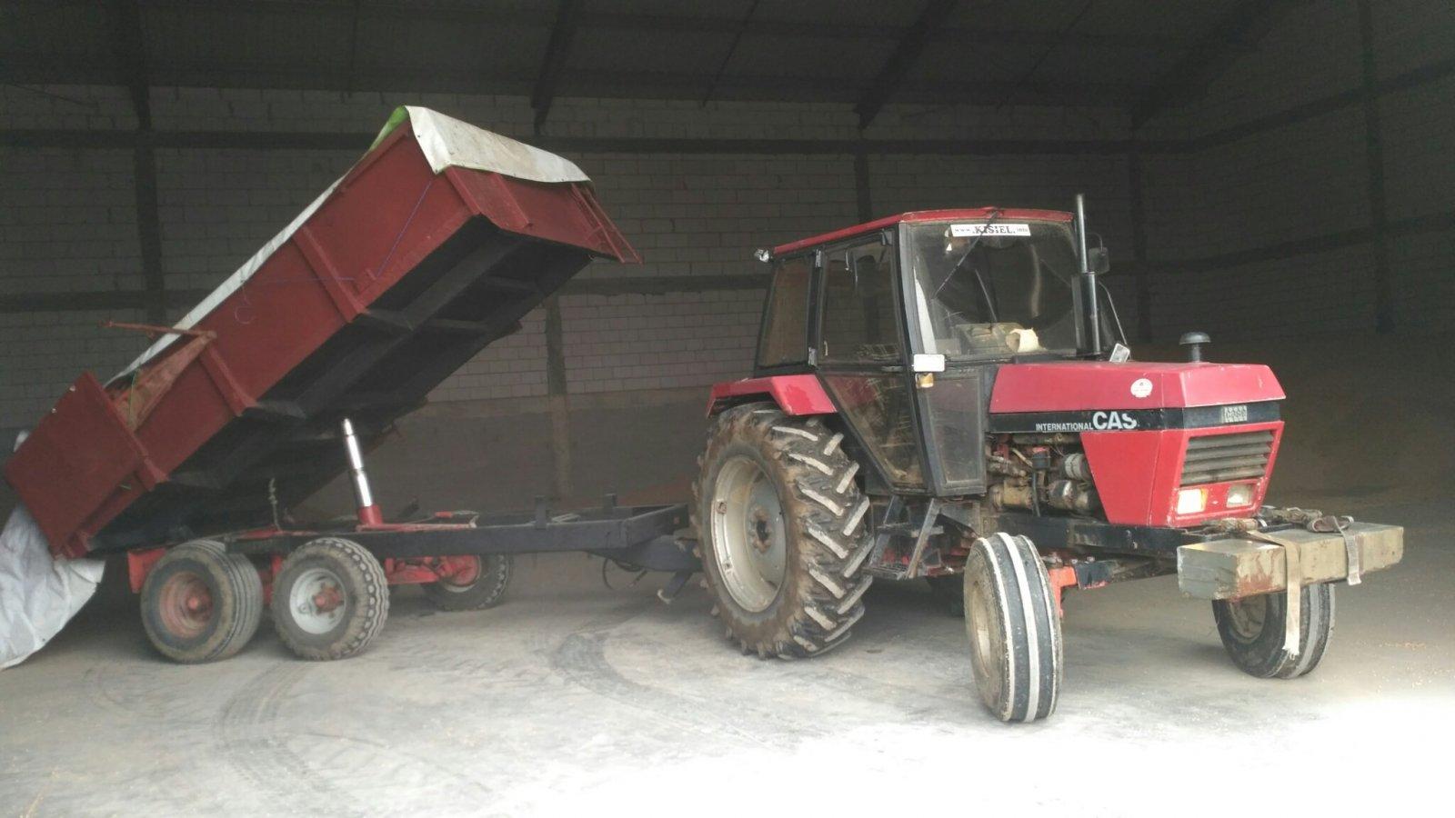 Case DB 1290 & Warfama T041