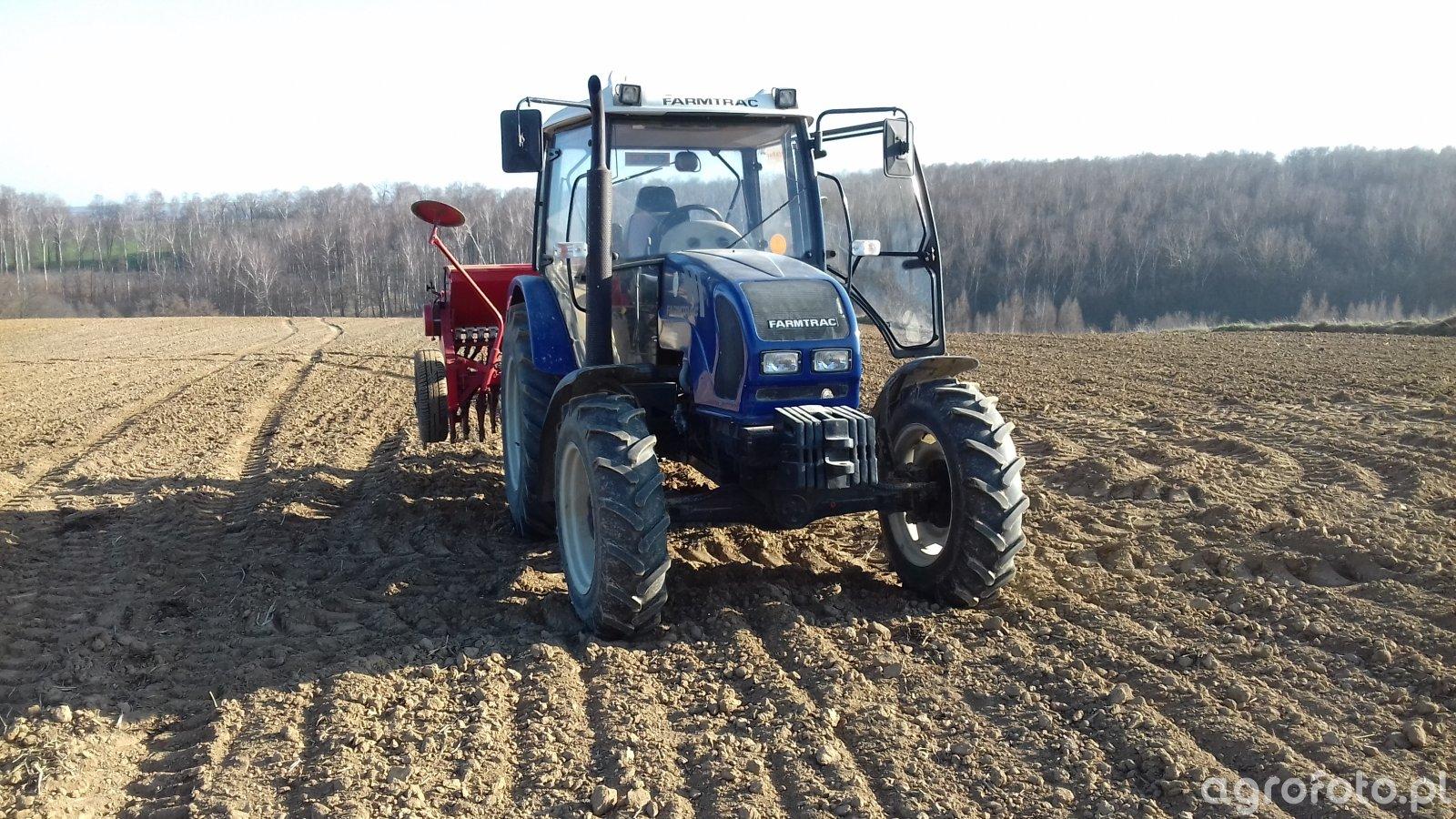 Farmtrac 675 DT & Famarol