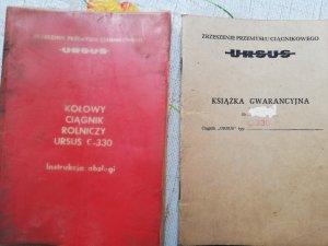 Książki Ursus c330