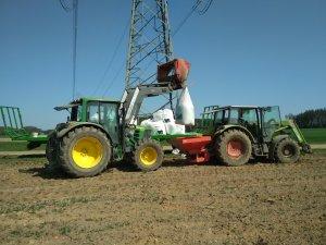 Nawożenie pod kukurydzę
