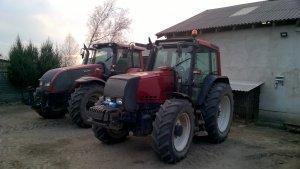 Valtra 6350 & T170