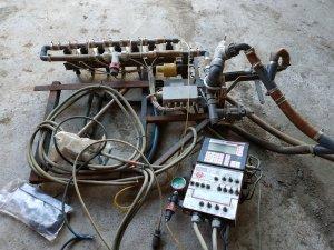 elektrozawory sterownik + komputer muller