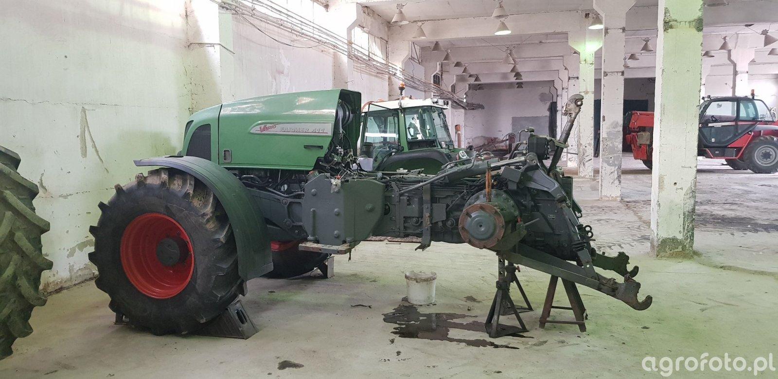 Fendt 411 farmer