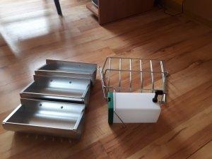 Poidło i karmniki