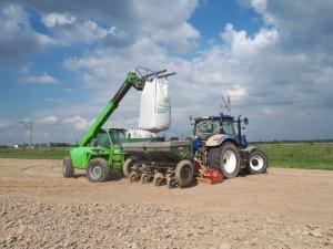 Sadzenie ziemniaków 2019