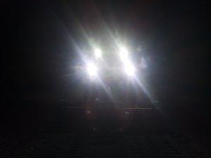 Zetor lampy LED