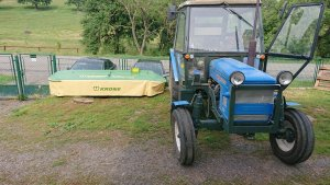 Krone Active Mow R280