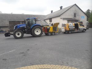 New Holland T7 185 AC