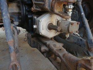 Ursus c-330 hydraulika