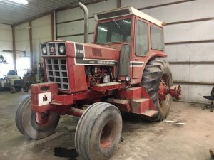 International-Harvester 1566 - 76`sty