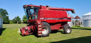Case International 2344 Axial-Flow.