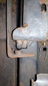 czujniki klapy Vicon RF130