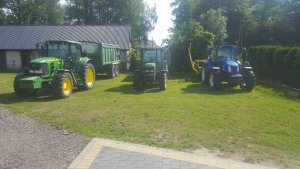 John deere 6930 ,6100 New Holland t 5060