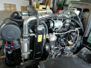 Klimatyzacja CASE JX95