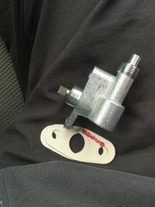Nowa przekładnia licznika motogodzin wraz z dwoma uszczelkami do ursusa C-4011