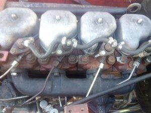 Zetor 4011 silnik