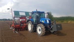New Holland T6020 + Baural