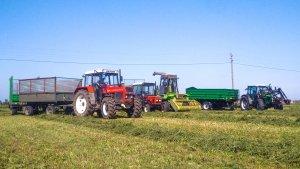 Zetor 8245 i 7211 Fortschritt  E281 i Agrofarm 85