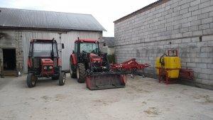Zetor Proxima 8441, Zetor 7211, Agro factory