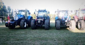 New Holland T6090, T6.175, Case MX120