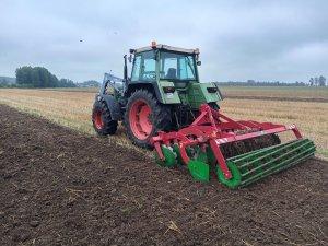 Agrotom 3m & Fendt farmer 310LSA