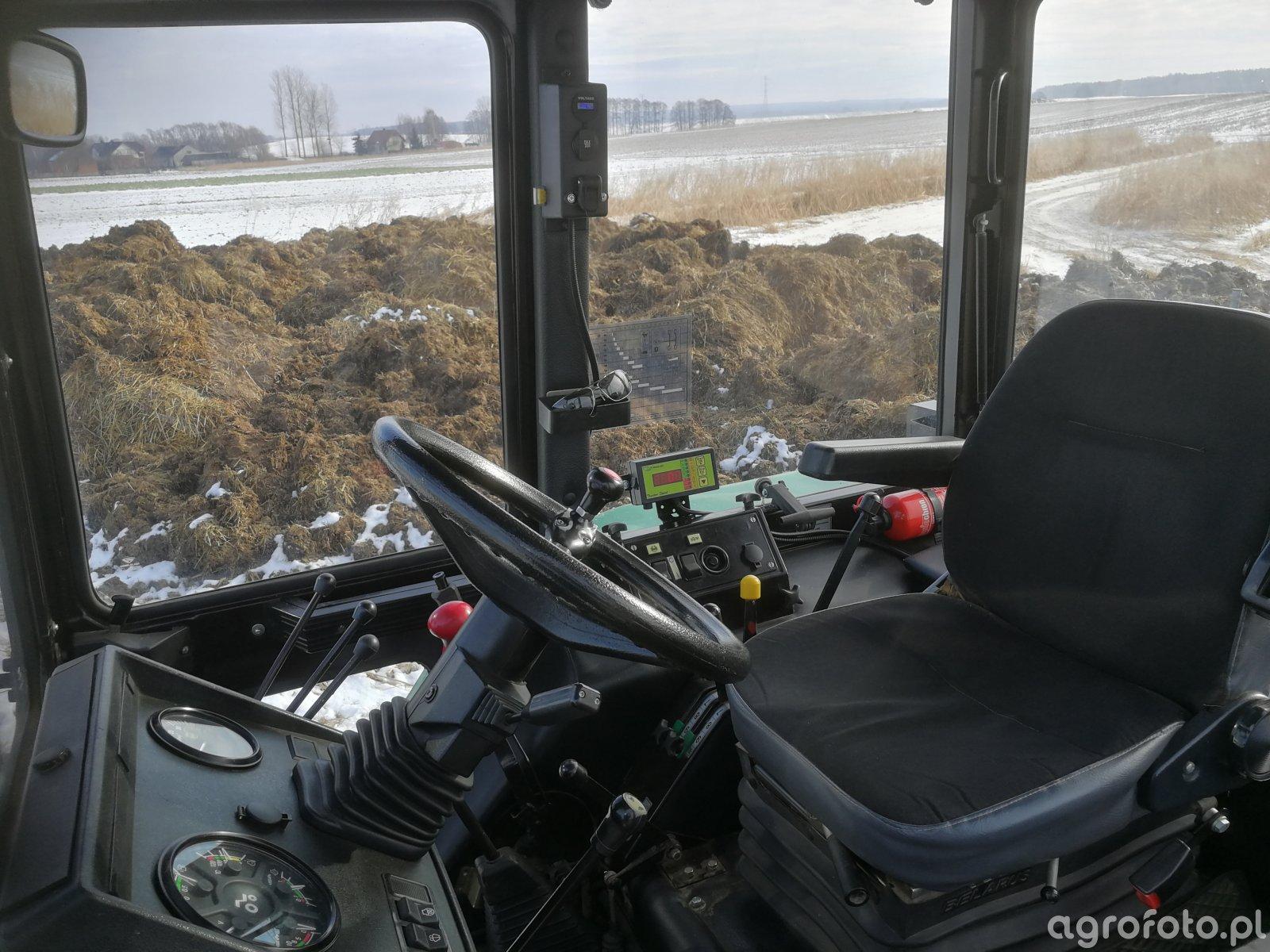 Belarus 920 & Tractor speed