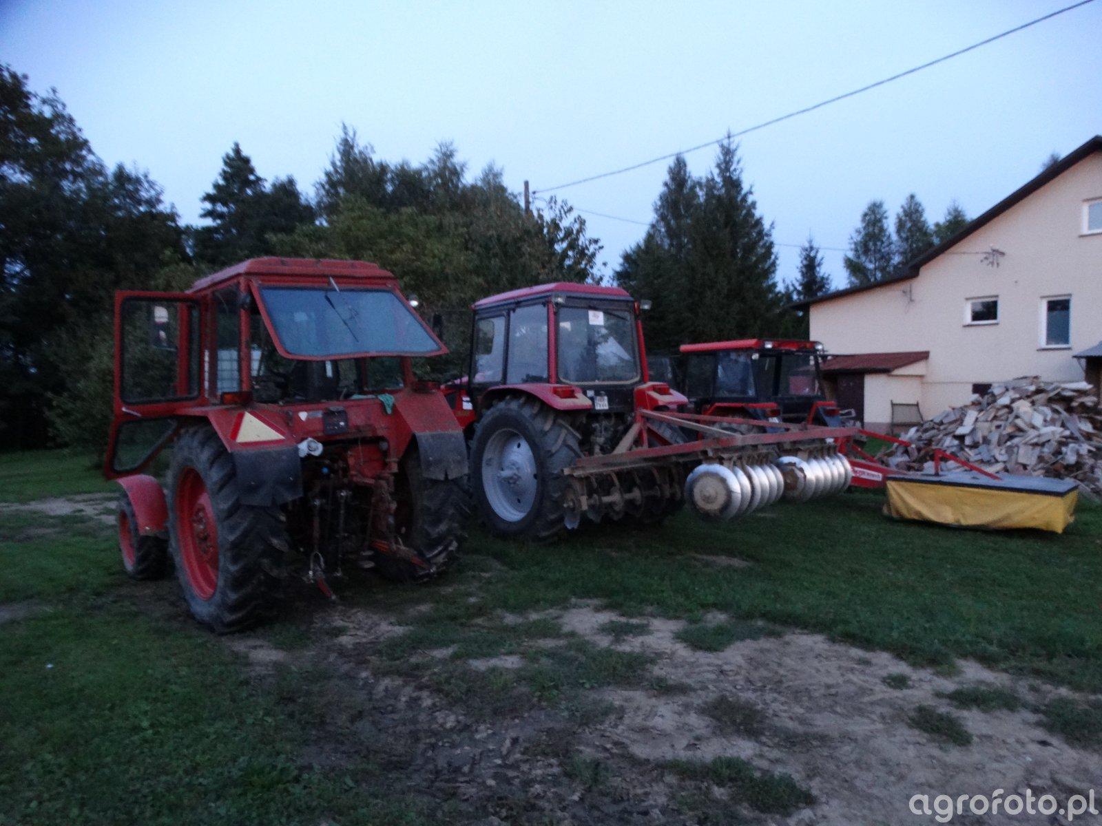 Mtz 82 & Mtz 1221.3 & Ursus C-360
