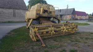 New holland S-1550