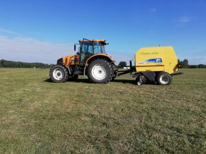 Renault Ares 620, New Holland br6090