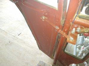 Blokada drzwi Ursus c-330