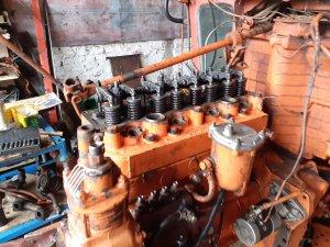 Remont silnika belarus mtz 82
