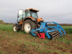 Renault Ares 620 + agrolift