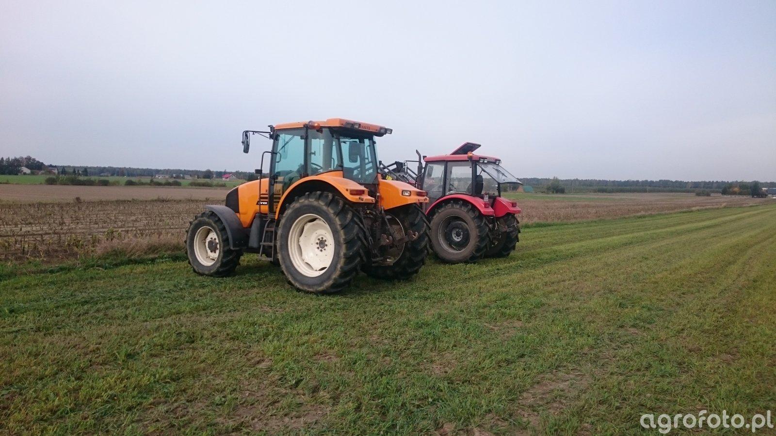 Renault Ares 620 RZ + Farmer 8244C2