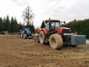 Case Puma 180 & New Holland t7220 AC