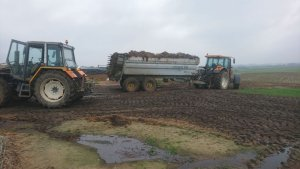 Joskin Ferti Cap 12 ton + Renault 103-54 i Ares 710