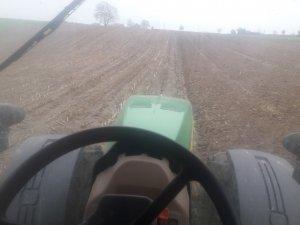Orka po kukurydzy