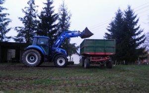 New Holland T5.105 / Autosan D47