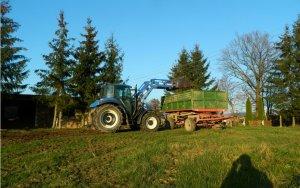 New Holland T5.105 / Autosan d47
